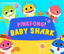 BABY SHARK CREATORS, PINKFONG, SIGNS PUBLISHING DEAL WITH SONY/ATV