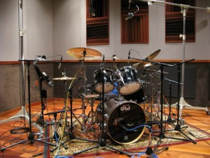 Micing drums properly