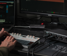 New US-HR interface line from Tascam.